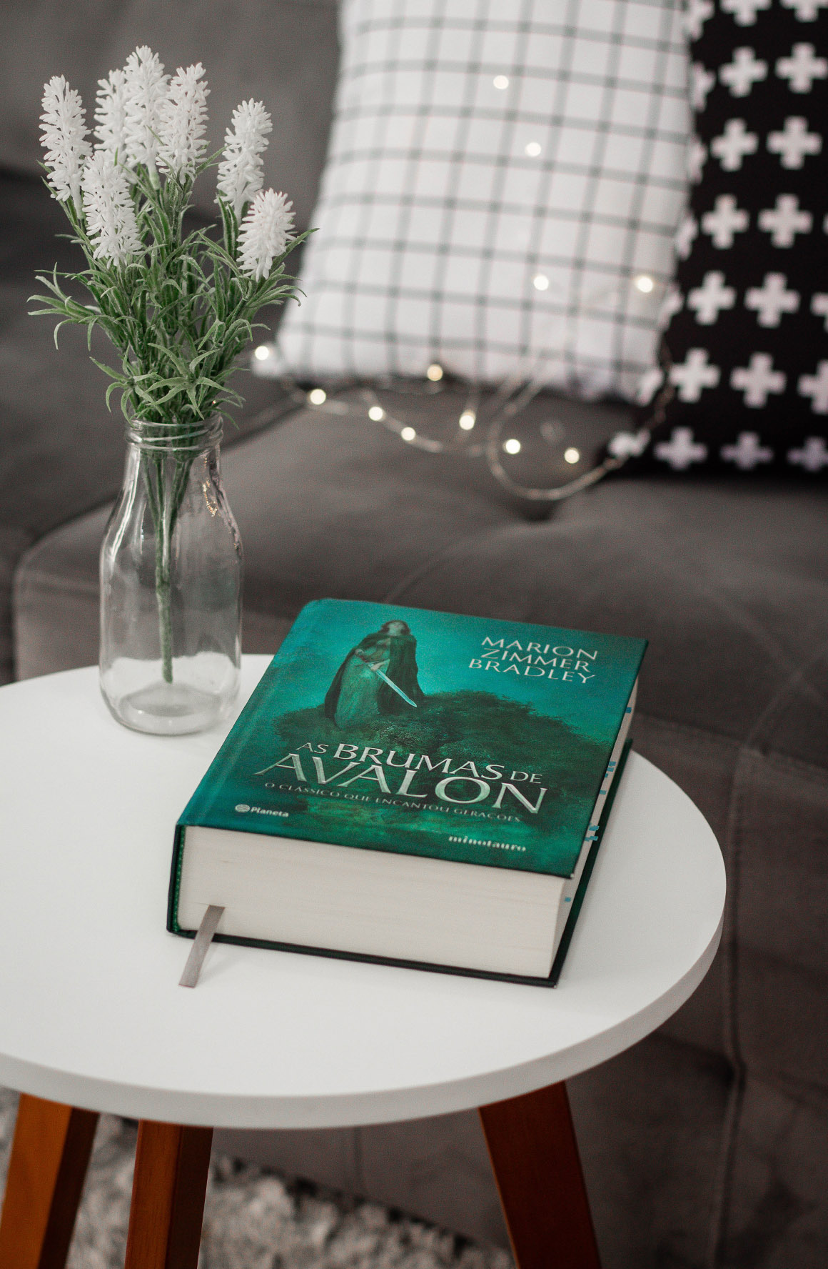 As Brumas de Avalon Leitura Atual