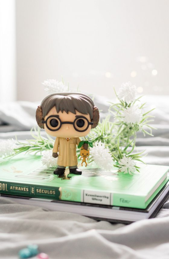 Funko pop Harry potter mandragora