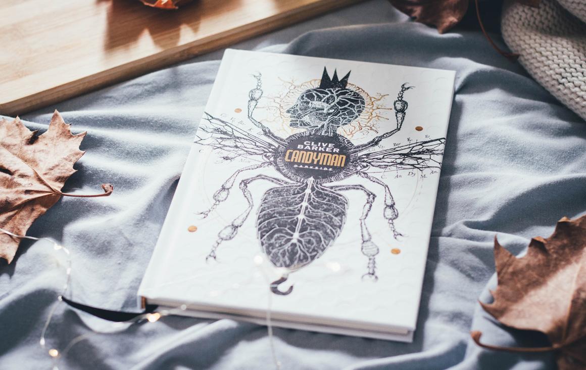 Resenha de livro Candyman Darkside Books