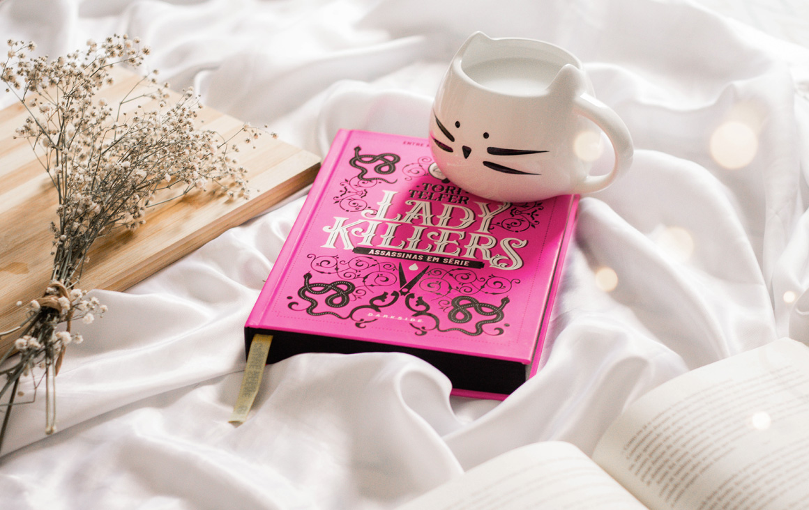 Resenha do Livro Lady Killers Darkside Books