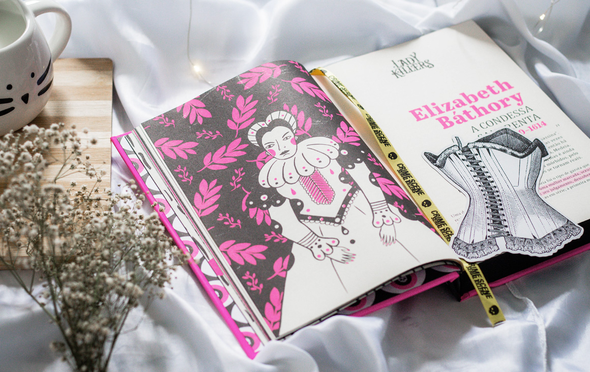 Resenha do Livro Lady Killers Darkside Books