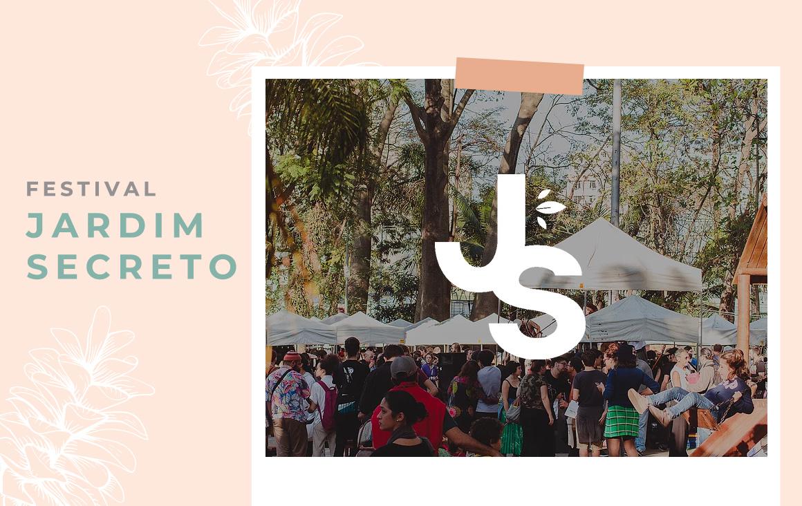 Festival Jardim Secreto Passeios sao paulo