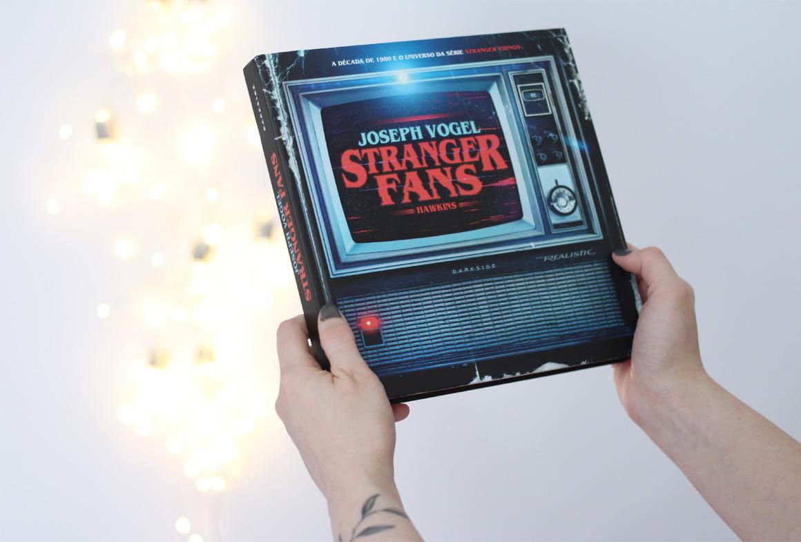 StrangerThings Stranger Fans Darkside cinebook