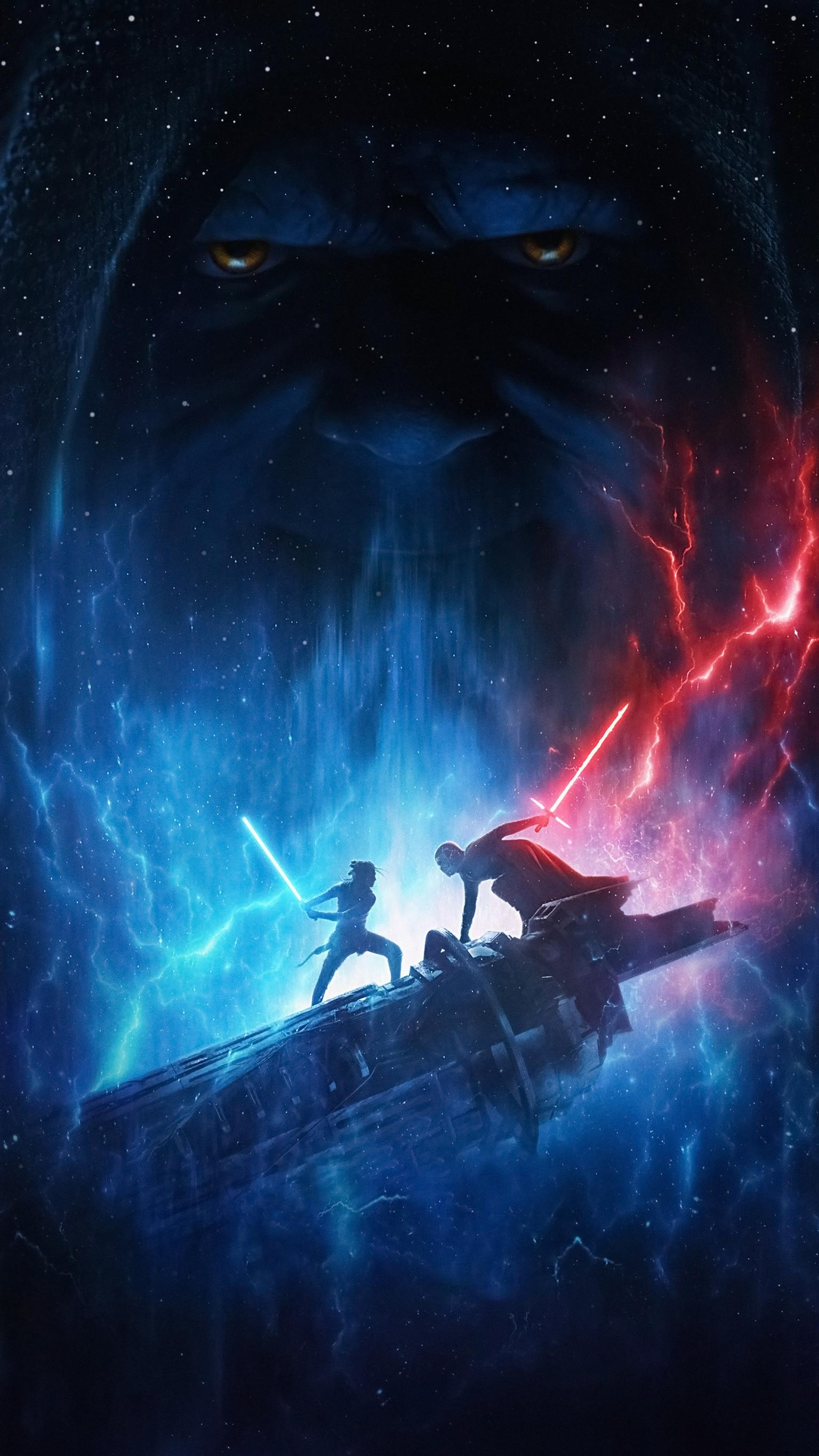 Wallpaper Star Wars 4k artsticos e do Baby Yoda
