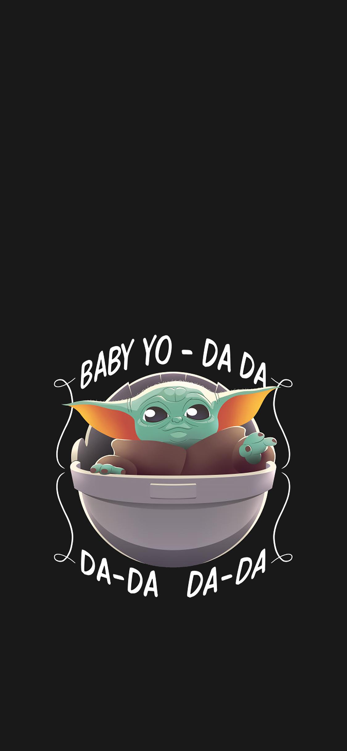 Wallpaper Star Wars 4k Artisticos E Do Baby Yoda Colorindo Nuvens