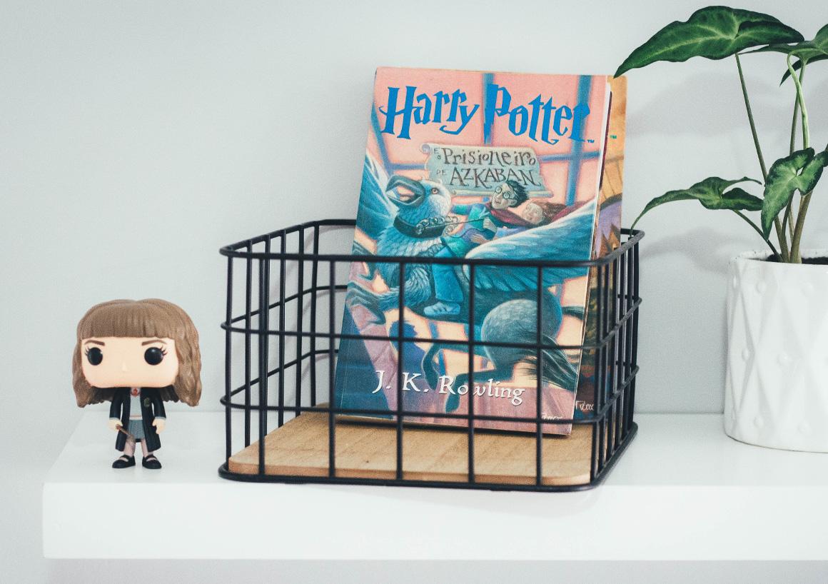 Coleção Harry Potter Colorindo Nuvens