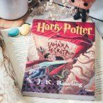 Relendo Harry Potter e a Camara Secreta