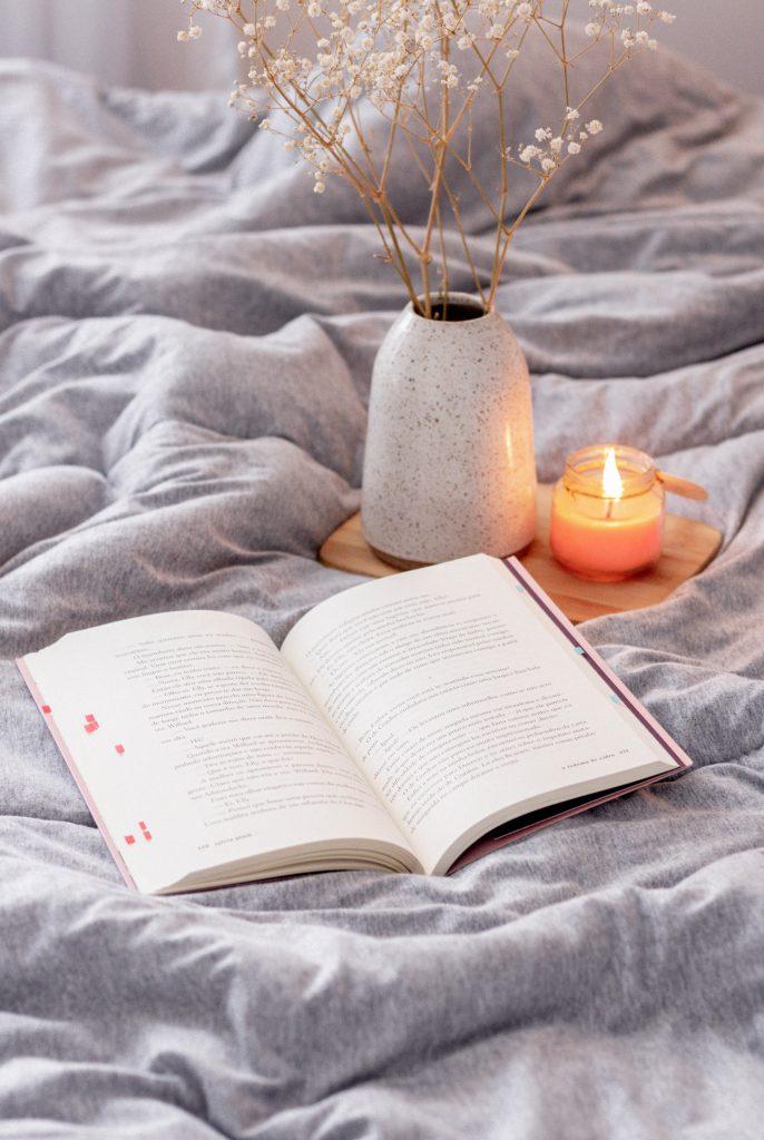 cozy livros favoritos