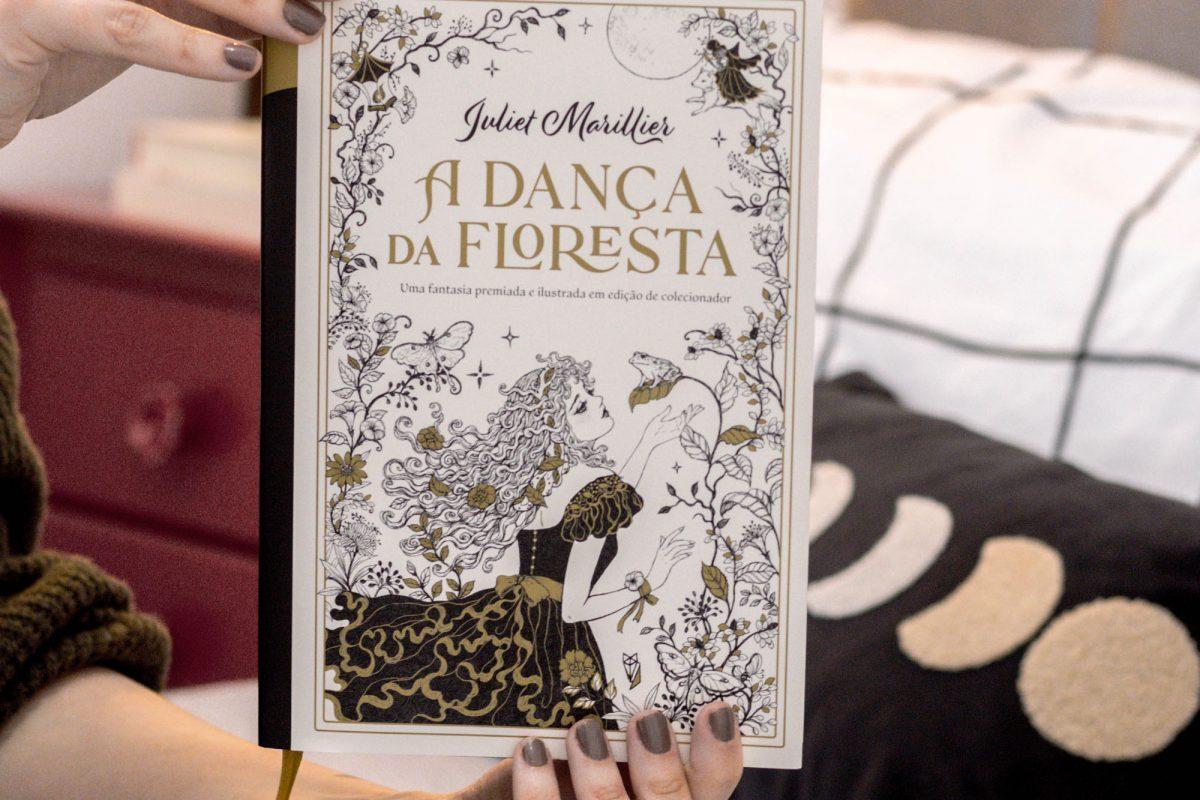 A dança da floresta editora wish