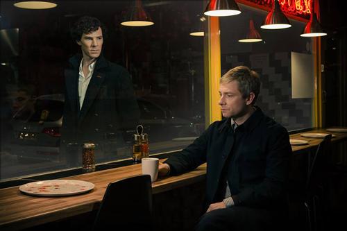 Sherlock - Terceira temporada - Imagem 3