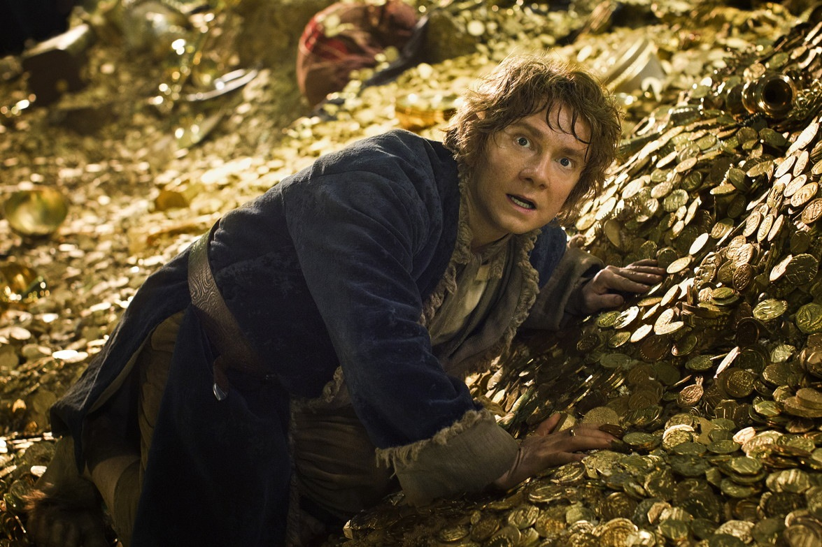The desolation of-smaug - Bilbo Bolseiro