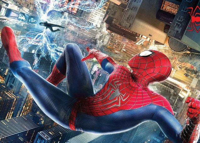 Vamos Ao Cinema O Espetacular Homem Aranha Ameaca Electro