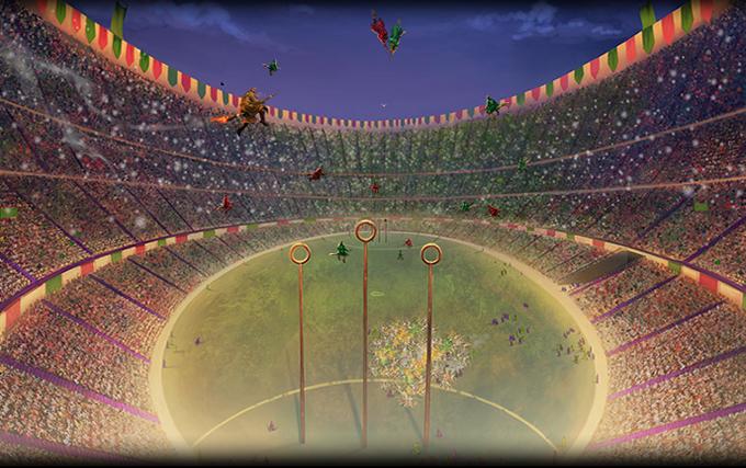 Copa Mundial Quadribol