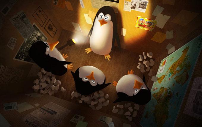 ArteConceitual-PinguinsMadagascar_colorindonuvens