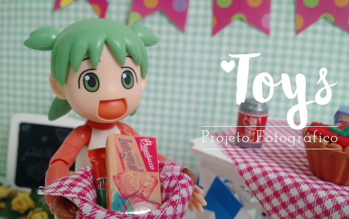 Projeto Fotográfico Click Toys - Festa Junina