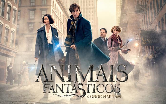 Resenha de Filme Animais Fantásticos e Onde Habitam