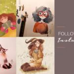 Instagram de ilustradores para seguir @Instagram de ilustradores para seguir