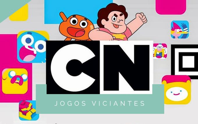Jogos do Cartoon Network Jovens Titãs
