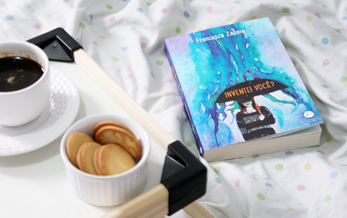 Resenha de Livro Inventei Você de Francesca Zappia Verus Editora