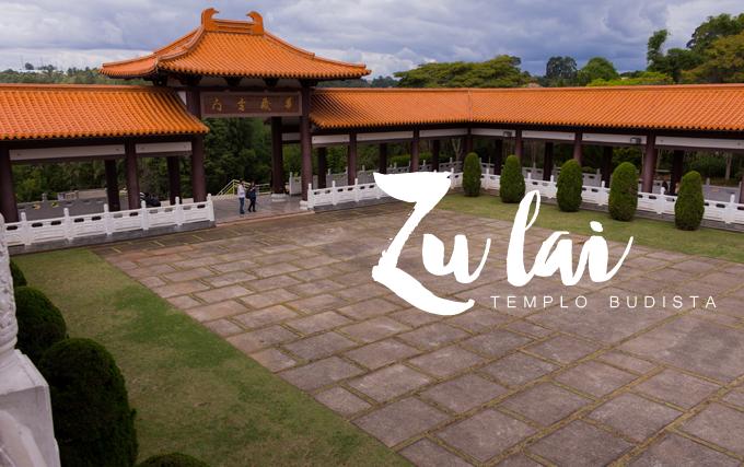 Passeios em São Paulo Visita ao templo budista Zu Lai