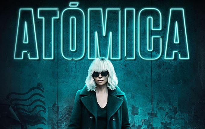 Resenha de Filme Atomica Vamos ao Cinema