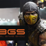 BGS Brasil Game Show Mortal Kombat
