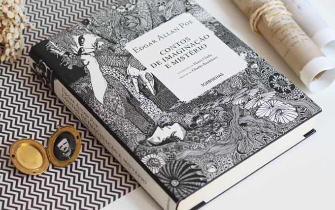 Contos Imaginação e Misterio - Edgar Alan Poe Resenha Livro