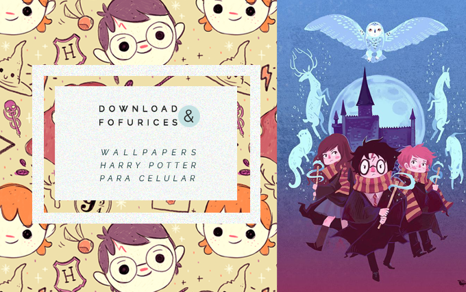 Wallpaper Harry Potter celular
