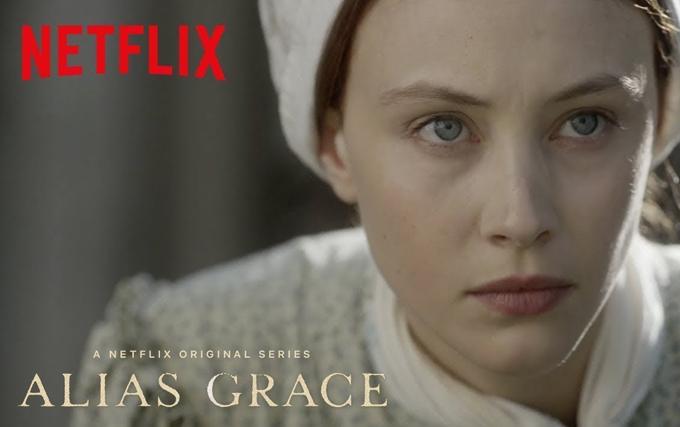 Resenha série Alias Grace Netflix