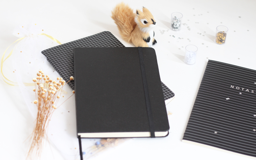 Materiais para usar no Bullet Journal Bujo