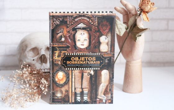 Resenha de livro Objetos Sobrenaturais darkside books