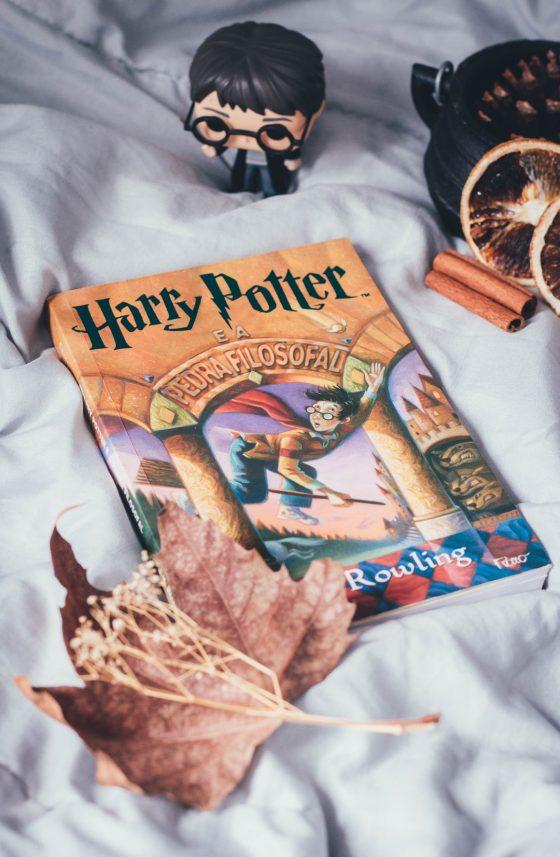 Relendo Harry Potter e a Pedra Filosofal