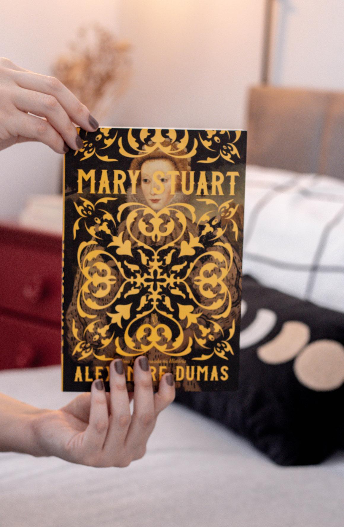 Mary Stuart Alexandre dumas editora wish